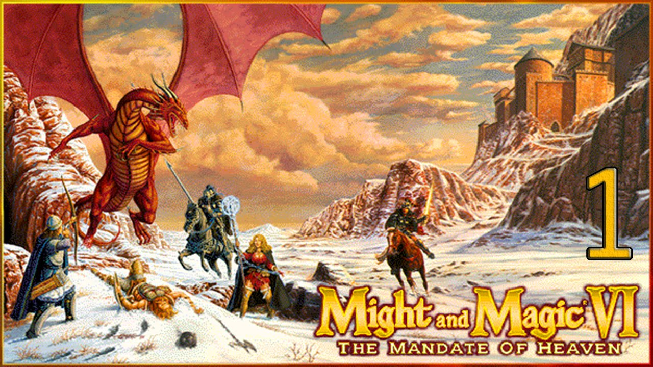 might and magic 6 download full game