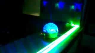 MP3 Magic Crystal Ball Disco light