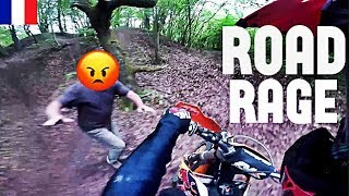best of angray people vs bikers [french]#48