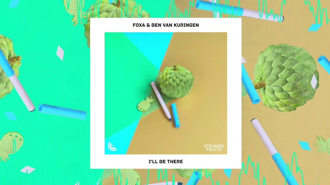 「Foxa & Ben Van Kuringen - I'll Be There」の画像検索結果