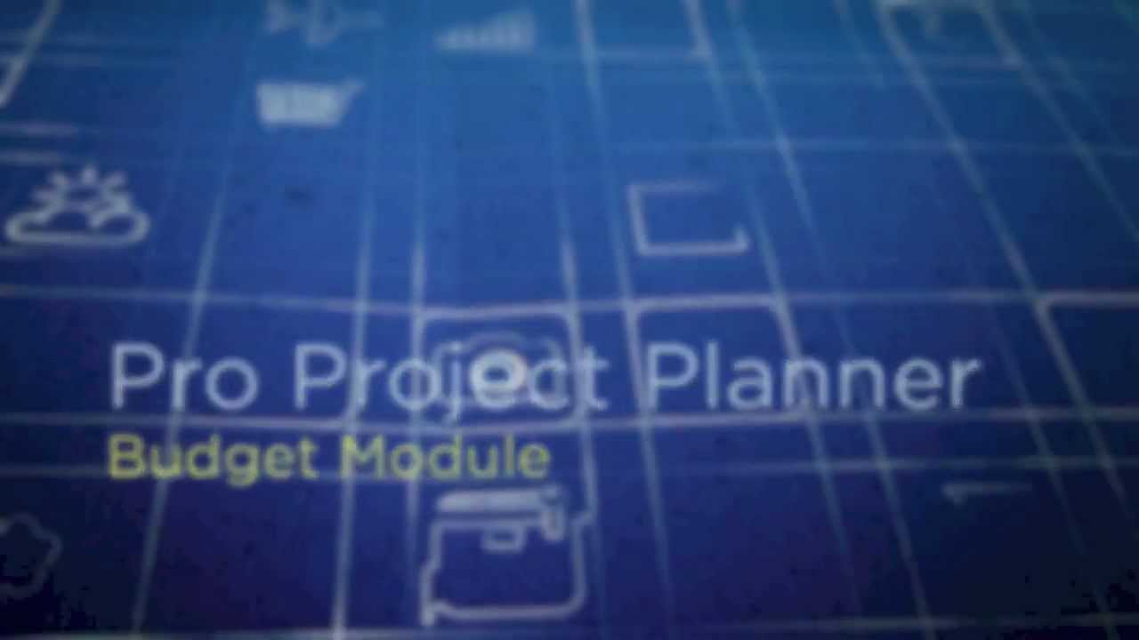 Pro Project Planner  Budget Module Tutorial  Home Improvement App