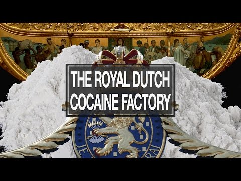 The Royal Dutch Cocaine Factory (English Subtitles)