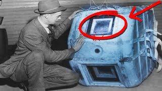 Esta Caja cayó del Cielo hace 55 años y Ocultaba un Impactante Misterio