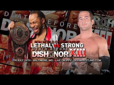 ROH Death Before Dishonor XIII iPPV Review
