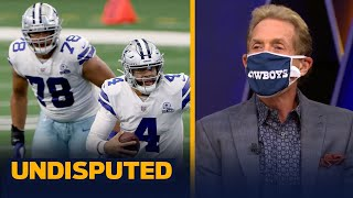 Skip Bayless reacts to Cowboys stunning comeback win over Falcons in Week 2   NFL   UNDISPUTED