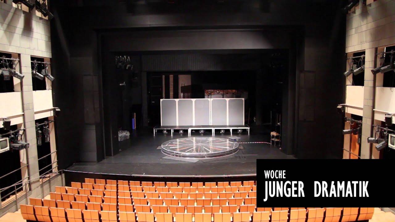 ich bin dann mal jetzt woche junger dramatik im staatstheater mainz offizieller spot youtube. Black Bedroom Furniture Sets. Home Design Ideas