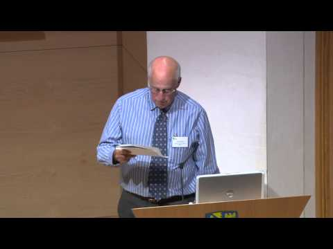 Dr John Ehrenfeld, Writer and Researcher - Sustainability by Design and Flourishing - Keynote Speech