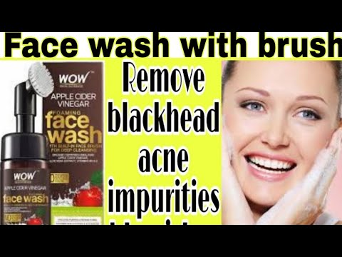 remove-blackheads-wow-apple-cider-vinegar-forming-face-wash-review/-india's-no1-acv-face-wash