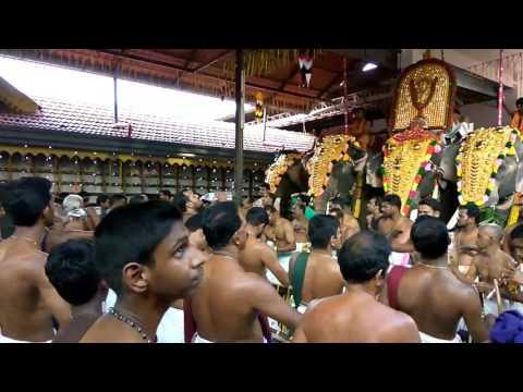 Sankarankulangara Vela 2017 Panchaari Melam - part 1