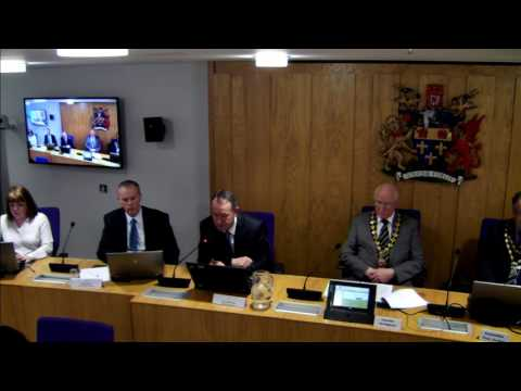County Council - Special Meeting - 26th January 2017