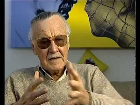 Stan Lee - Creating characters (26/42)