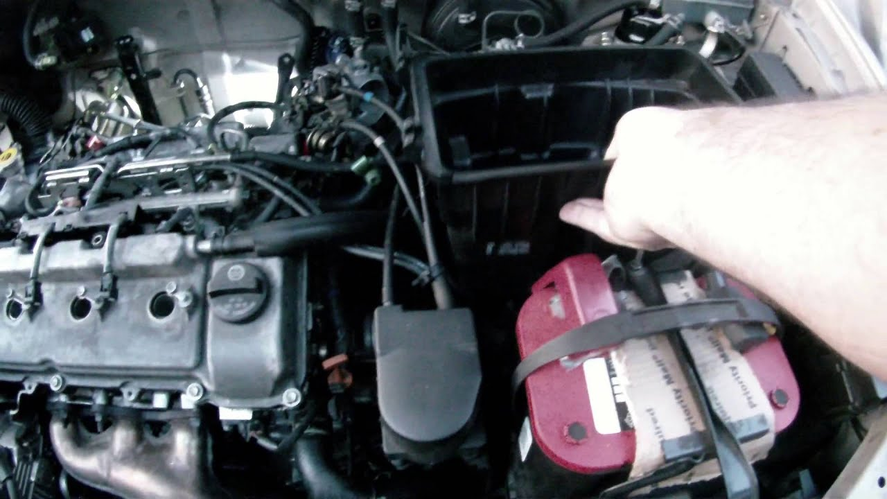2002 Toyota Camry Check Engine Light Code P1135 Codep1135 A F Sensor Heater Circuit Malfunction Bank 1 Repair Sienna 2000 Xls 3000cc B1s1 Odb Ii
