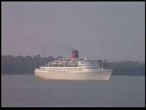 Finnjet Helsinki - , August 1997 (mostly ships)