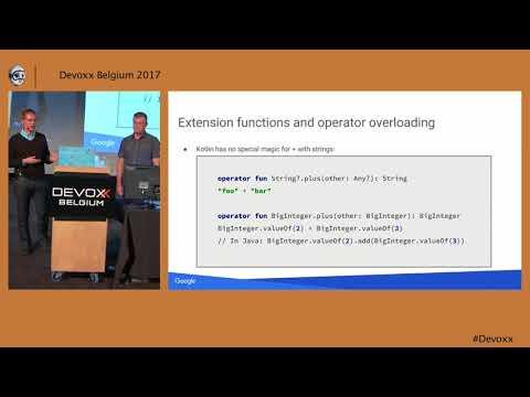 Serverless Kotlin with App Engine by Ludovic Champenois and  Éamonn McManus