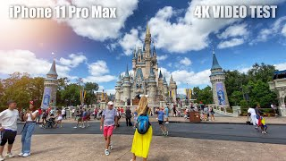 Here is my apple iphone 11 pro max 4k video test! all of the footage shot on with stock camera app and handheld. zero additional equ...