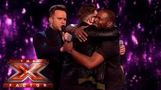Anton is the eighth act to be eliminated | Week 4 Results | The X Factor 2015