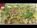 DAWN OF MAN - 250+ POPULATION! - Ep.10 (Survival/City Builder)