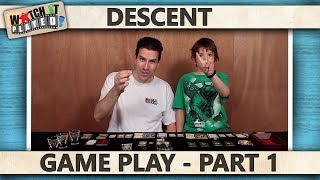 S23E04 - Descent Second Edition - Gameplay Begins