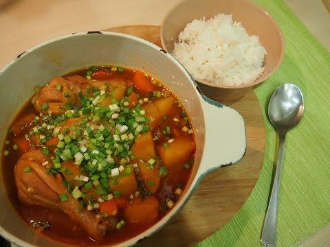Супы корейская кухня