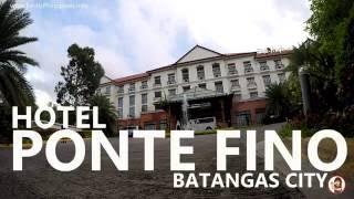 Hotel Ponte Fino Batangas City - Room Tour - G Vlogs #24