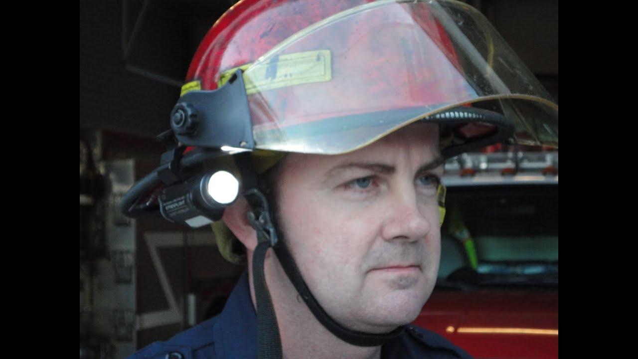 Firefighter Helmet Lights Youtube