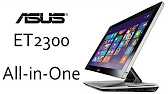 ASUS All in One PC ET2321 Unboxing - YouTube