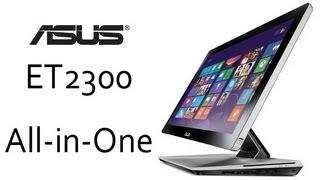 Repeat youtube video ASUS ET2300 All-in-One PC Official Overview