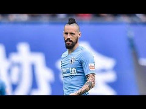 Hamsik first goal in China! Dalian Yifang VS Shanghai Shenhua 26/5/2019