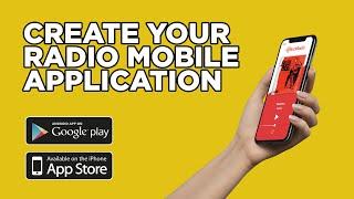Create your Radio Mobile Application screenshot 4