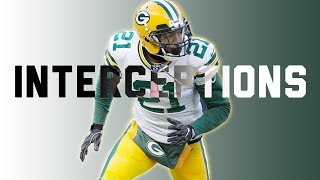 Green Bay Packers - Every Interception of 2017