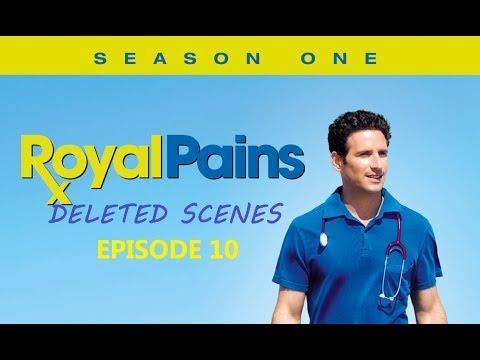 Royal Pains Am I Blue Deleted Scenes - Season 1 Episode 10