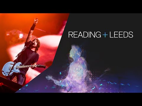 Foo Fighters - Reading + Leeds Festival Performance