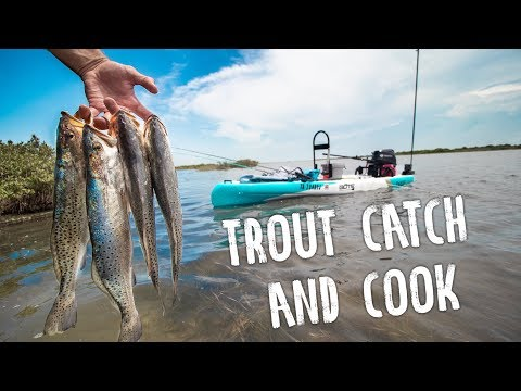 Saltwater Trout Catch And Cook - Lurrrs Only