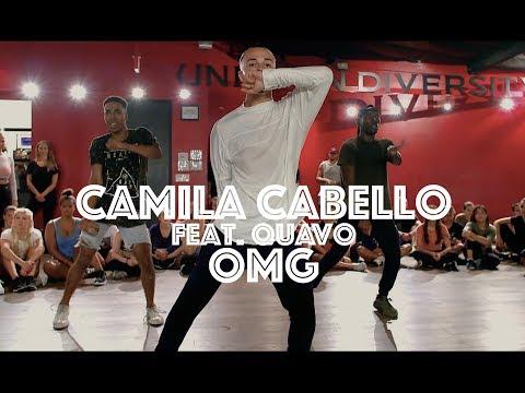 Camila Cabello - OMG ft. Quavo   Hamilton Evans Choreography
