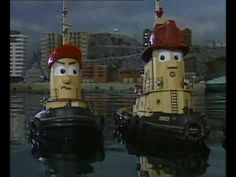 Taubåten Theodor-Theodor og Boreplattformen (Theodore & The Big Oil Rig-Norwegian)
