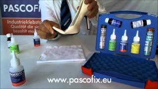 PASCO FIX Industrieklebstoff Industriekleber Sekundenkleber