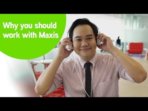Looking for a career in Maxis?