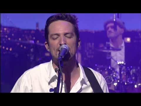 """Frank Turner - """"Recovery"""" 6/3 Letterman (TheAudioPerv.com)"""