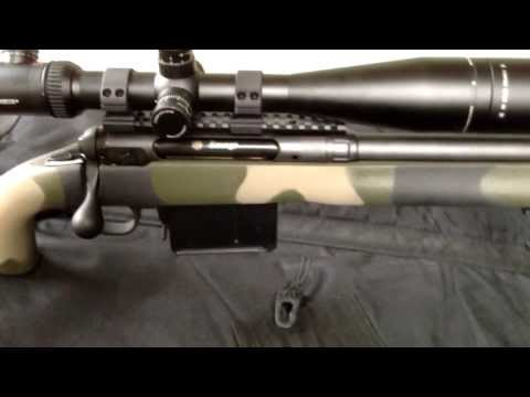 New rifle!!!