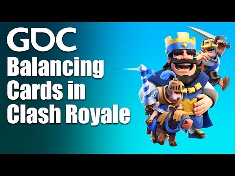 Balancing Cards in Clash Royale