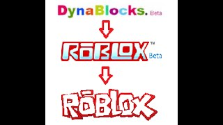 ROBLOX Evolution 2004 - 2015 (OUTDATED WATCH THE NEW VERSION)