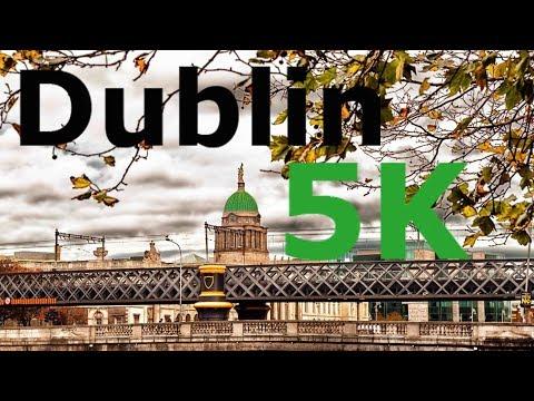 Ireland Dublin, Dublin city, Ireland city Dublin, Dublin 4k, Dublin city 2018, Dublin 2018