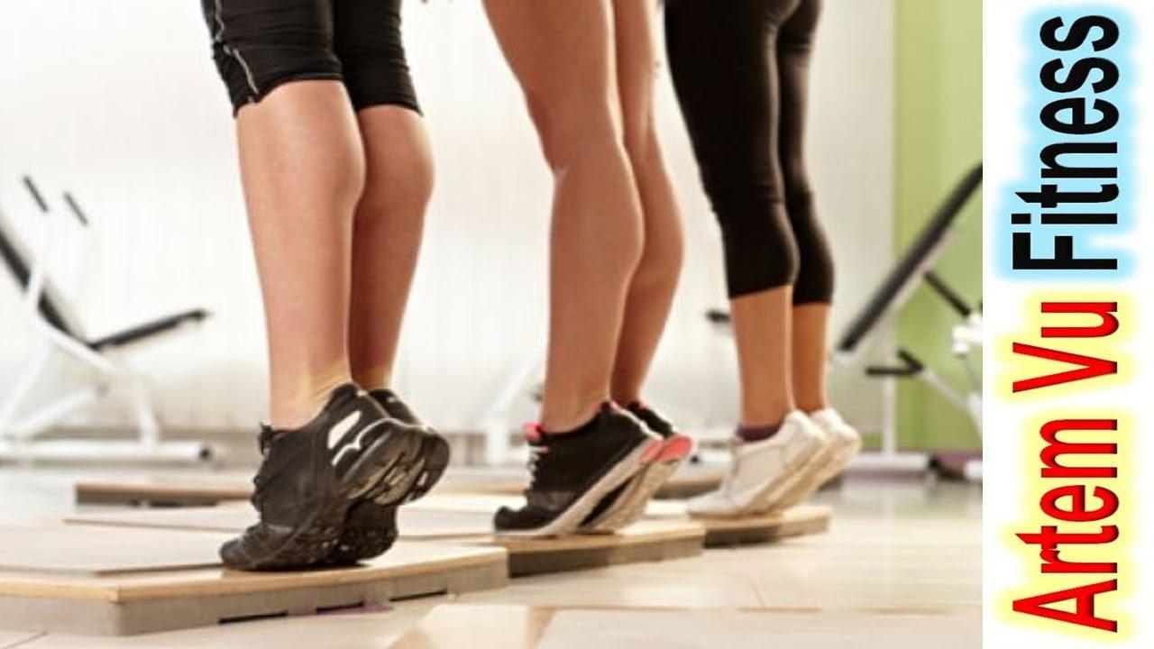 Красивые ИКРЫ за Неделю. 4 простых упражнения