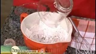 Daytime Segment:  Sweet Potato Muffins