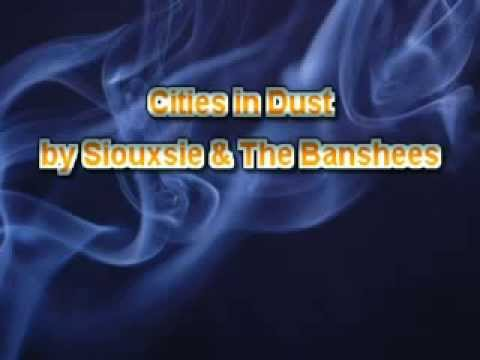 Siouxsie & The Banshees - Cities in Dust [Karaoke]