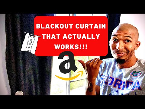 best-blackout-curtain-from-amazon-|-nicetown-thermal-insulated-blackout-curtains-review