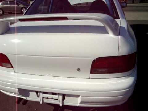 1995 Subaru Impreza WRX STI TYPE RA