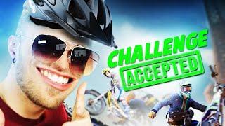 JE RELÈVE LE CHALLENGE ! (Trials Rising)