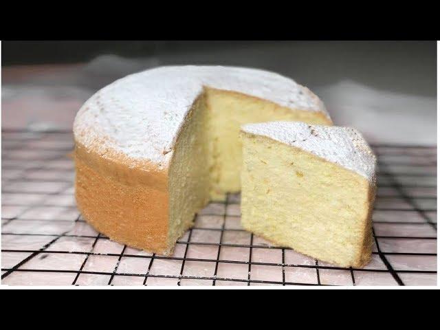 Ricetta Per Pan Di Spagna Senza Fecola Di Patate.Pan Di Spagna Altissimo Soffice E Leggero Si Scioglie In Bocca Youtube