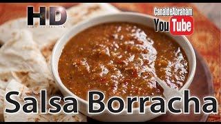 Como Preparar Salsa Borracha Norteña, Con Tecate!!!